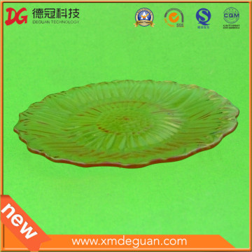 Пользовательские хорошее качество Food Fruit Plastic Plate Открытая форма только