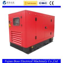 Générateur diesel silencieux 60hz à 3 phases et 60kw avec moteur deutz