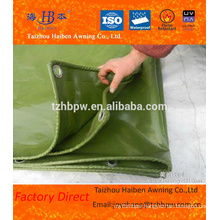 100% Polyester Waterproof Fireproof Anti-uc PVC Coated Tarpaulin Manufacturer
