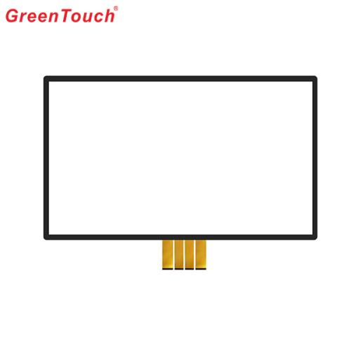 "49 ""Konferenz Medical Transparent Glass Touchscreen"