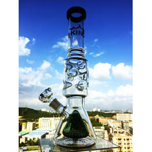 15.5 Inch New Design High Quanlity Egg Glass Smoking Water Pipe