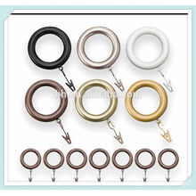 Wood Curtain Rings,Curtain Accessories In China,Curtain Rings Hook Clip