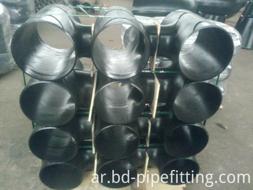 ASTM A234 Wp11 Reducing Tee ANSI B16.9
