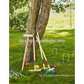 Lawn Game 4 Player wooden croquet