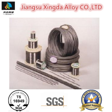 High Purity Nickel Alloy Wire with SGS