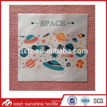 Обычная ткань для чистки экрана, ткань для чистки линз, обычная полноцветная ткань для очков