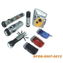 Все виды фонарик с другого источника питания (DFOD-007~0012)