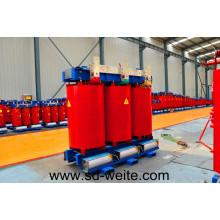 Transformateur de puissance de distribution fabriqué en Chine pour alimentation électrique