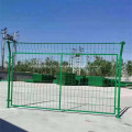 PVC Bending Welded Wire Mesh Fence
