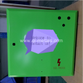 POWDER COATING SPCC SHEET METAL MANUFACTURING