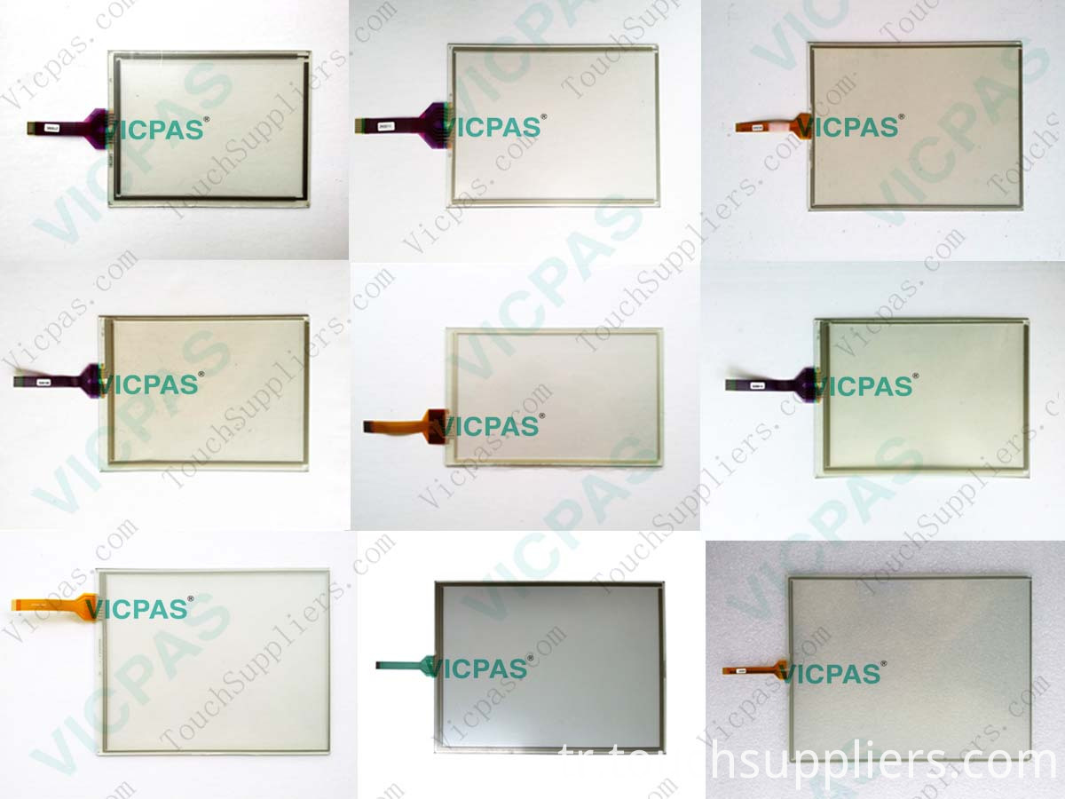 Touch screen panel for V150-02-5D touch panel membrane touch sensor glass replacement repair