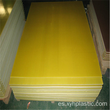 Yellow 3240 Epoxy Fiber Sheet / board