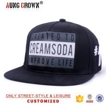 flat bill fancy hats/cheap hat cap/boy snapback