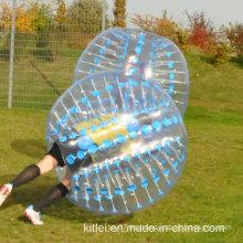 2016 bolas de fútbol caliente de la burbuja de la venta, bola de la burbuja