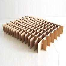 Caja de cartón corrugado Obtenga cartón para mudanza