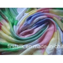 Seda / lana sola tela Jersey, Tejidos de tela, solo Jersey, Interlock, costilla