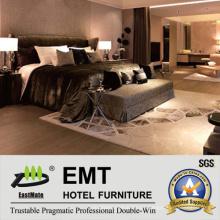 2016 Mobiliario moderno del dormitorio del hotel y muebles del dormitorio del hotel (EMT-SKB06)
