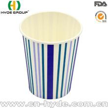 Copo descartável sem tampa Tea & Coffee Paper Cup