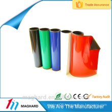 Flexible Rubber custom size rubber magnetic sheet strip