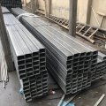 PIPE SQUARE SS201 25 x 25 x 6000 mm # 0,8 mm