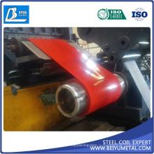 Tdc52D + Z CGCC Предварительно окрашенная стальная катушка PPGI PPGL