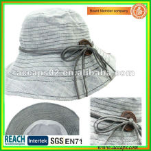 2013 Lady Summer Stripe Fashion Hats BH1265