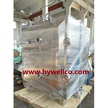 Mesin Vacuum Dryer Square