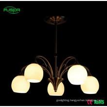 High Quality Round Pendant Glass Ceiling Light, Chandelier Pendant Lighting