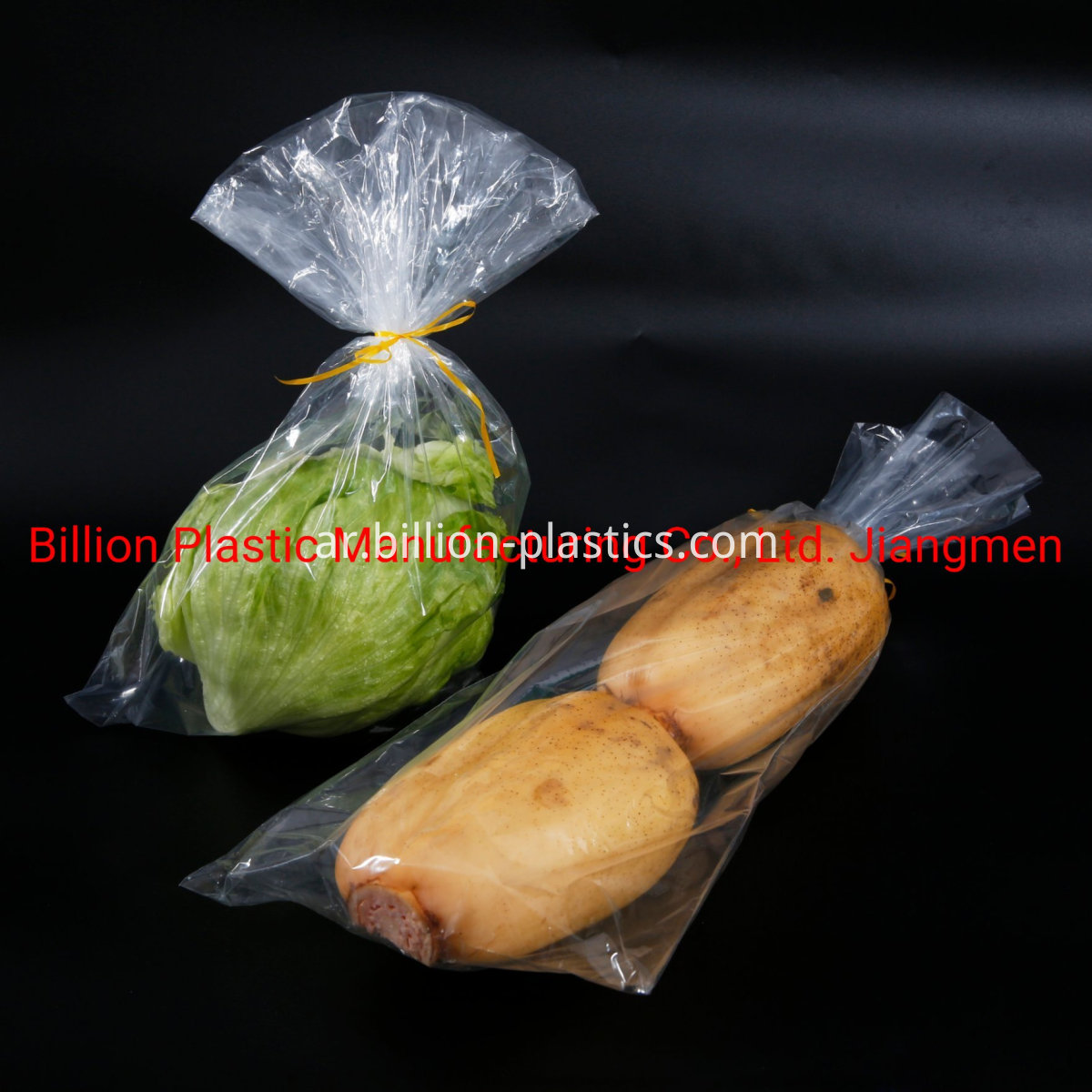 poly bag packaging