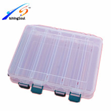 Caja de aparejos de pesca de plástico FSBX038