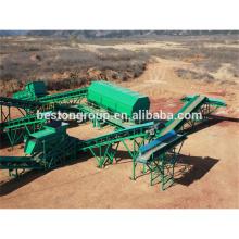 Máquina de clasificación de residuos municipales automática Planta de clasificación de residuos municipales en venta
