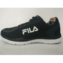 Zapatos negros de malla negra Casual