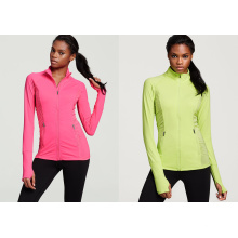 New Arrival Stretch Fabric Sport Women Hoodies Wholesale Sweatshirt
