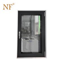 Aluminum glass luxury security entrance door