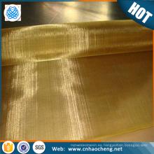 Utilizado para papel de periódico y papel de impresión Malla de alambre de malla de malla 60-70