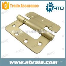 RH-109 dobradiças de gabinete de aço inoxidável de 360 graus