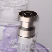 10mm / 14mm Domeless Grade 2 Titan Nail zum Rauchen Tobbaco (ES-TN-034)