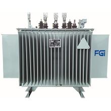 High Voltage Amorphous Metal Transformer