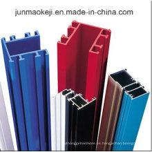 Perfil de extrusión de aluminio resistente a los álcalis