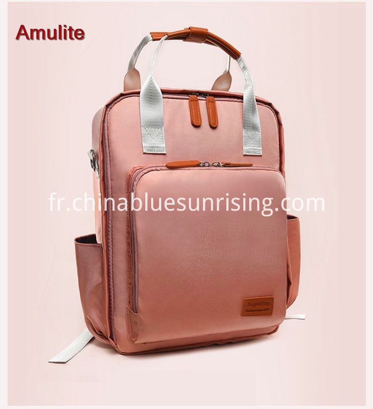 Multifunctional Baby Mummy Diaper Bag