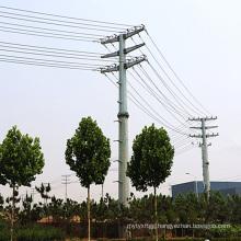 10kv Power Transmission Monopole Tower