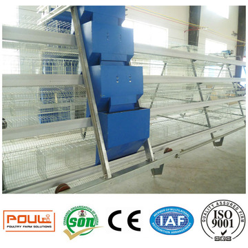 Poultry Egg Layer Cage Chicken Battery Coop