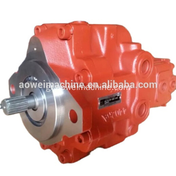 Hitachi EX35 Main Pump EX35U Hydraulic Pump EX35-2 Εκσκαφέας αντλία