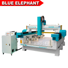 1325 CNC Router Machine Cut Patterns on EPE Foam for Packaging Purpose