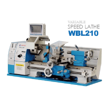 Brushless lathe series WBL250