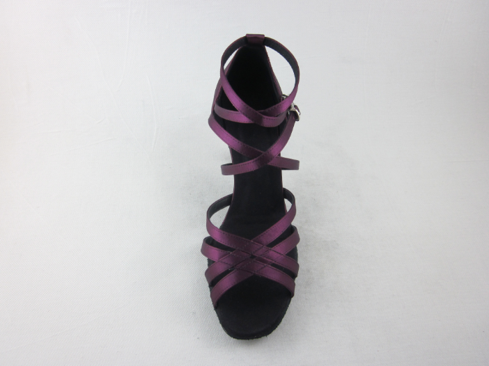 Ladies Satin Dance Shoes