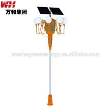 6m 8m 12m 30W-210W Solar Street Light customise CE RoHS BS EN ISO 1461 HDG