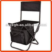 cadeira de acampamento dobrável com maleta de ferramentas VLA-2003L