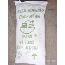 White Powder/Certified Acs/99.7% to 100.3%/Sodium Bicarbonate (EDIBLE)