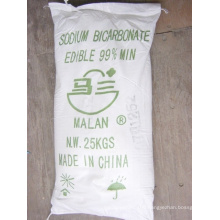 White Powder/Certified Acs/99.7% to 100.3%/Sodium Bicarbonate (EDIBLE)